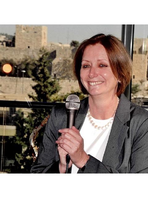 ルツ・カハノフ駐日イスラエル大使