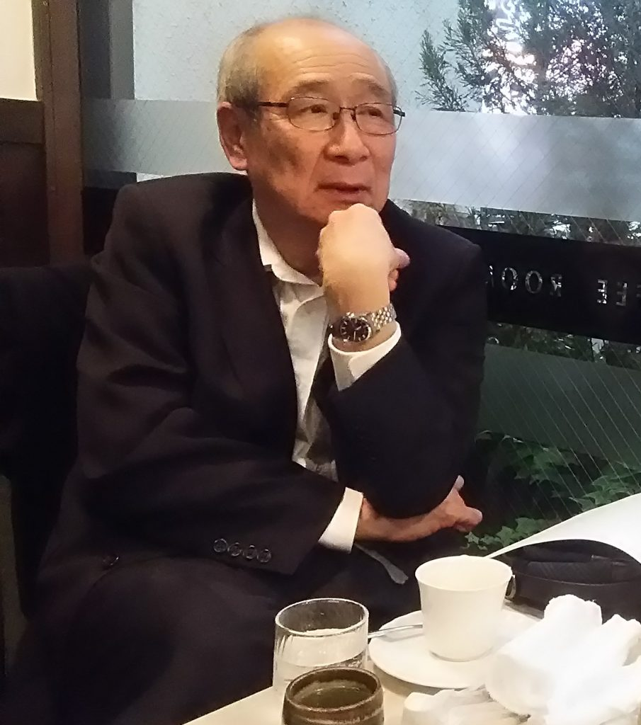 IJCMドットコム藤野代表