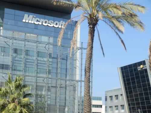 マイクロソフト社のイスラエル拠点