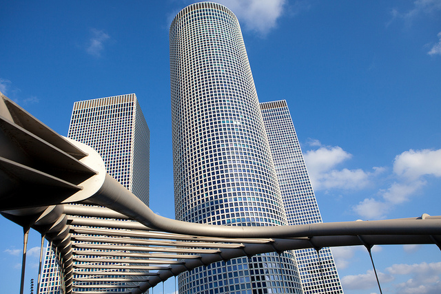 Azrieli Towers Tel Aviv