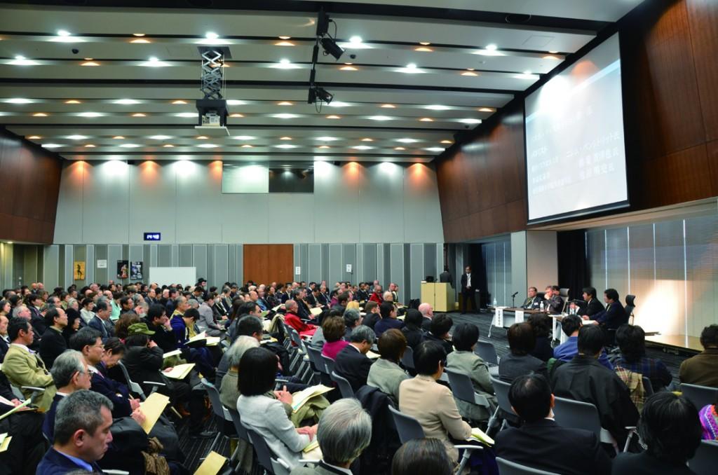 日本とイスラエルの国交60週年を記念して、2012年に参議院議員会館で国際シンポジウムを開催した。
