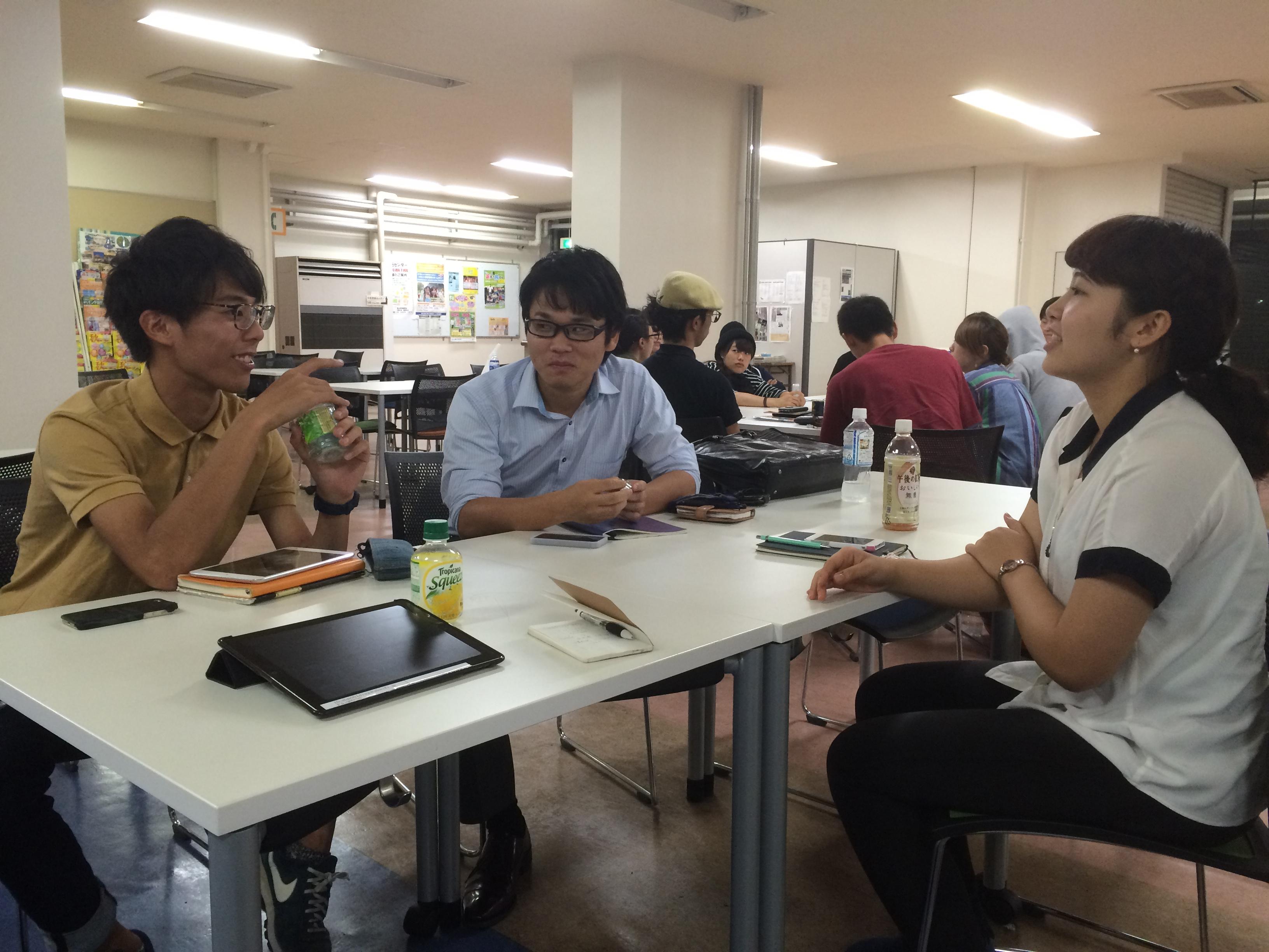 JIFA学生部会第2回ミーティング