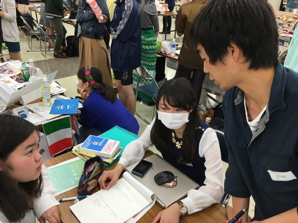 学生団体・合同新歓2016