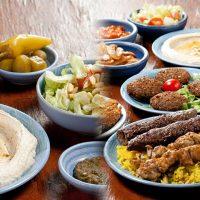 イスラエル料理レストラン「シャマイム」