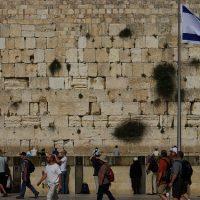 エルサレム旧市街嘆きの壁