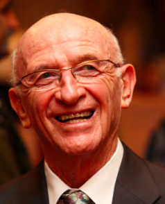 Professor Emeritus Ben- Ami Shillony of the Hebrew University of Jerusalem,